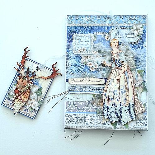 Paper Scissors Story - Winter Tales - Small Class Kit