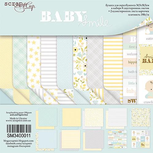 Scrapmir - Baby Smile Scrapbooking Bundle