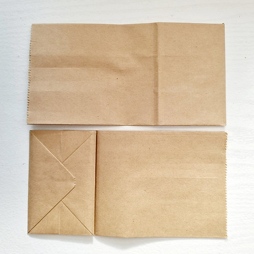 Book Hardware - Paper Bags 7x3 inches
