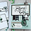 Thumbnail: White 12 x 12 240 gsm Card for Mini Book Making