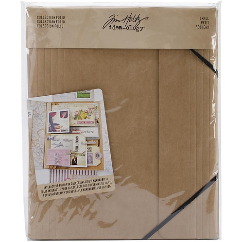 Tim Holtz - Collection Folio - small