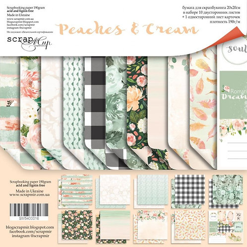 Scrapmir - Peaches & Cream Collection Bundle