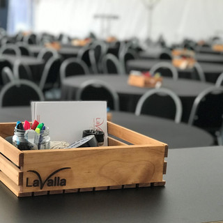 LaValla conference pack