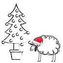 LaValla Sheep #followbasilthesheep CHRIS