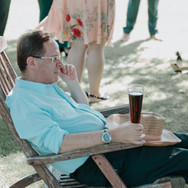 Relaxing with a Beer - Evermore Photogra