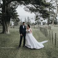 Lavalla Wedding couple - Bianca Hawk Photography