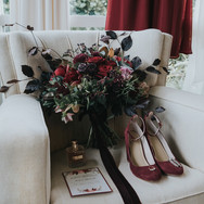 LaValla Wedding Preparation room - Bianca Hawk photography