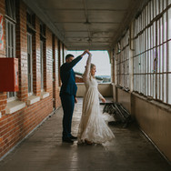 LaValla Dancing Couple - All the Daisies Photography
