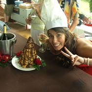 Let Me Out Team Building Croquembouche