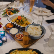 Home made Curry - Perspectives Photograp