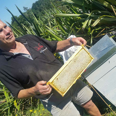 Honey from LaValla Bees