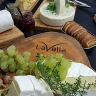 LaValla platter