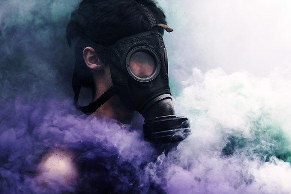 Pollution Print