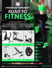 Road to Fitness Raffle Promo