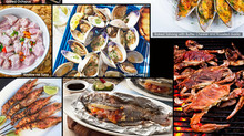 Best Seafood For Your Summer Trip