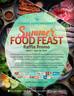 Summer Food Feast Raffle Promo