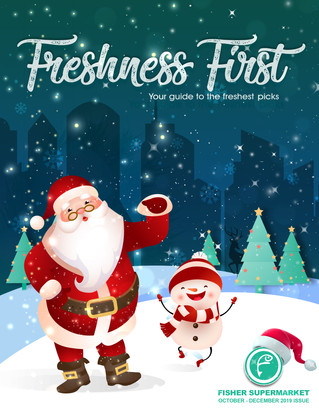FRESHNESS FIRST MAGAZINE