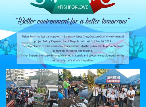 #FishForLove