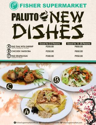 New Paluto RTE Dishes!