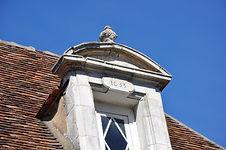 Le Relais des Saints Pères Chambres d'hôte de charme en Bourgogne Auxerre contruit en 1633