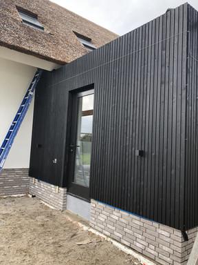 Verbouwing Garage