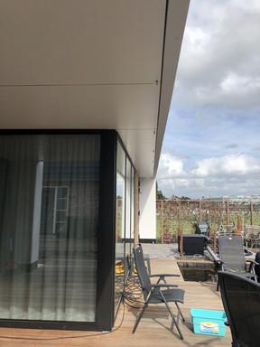 Project Trespa Plafonds Monteren