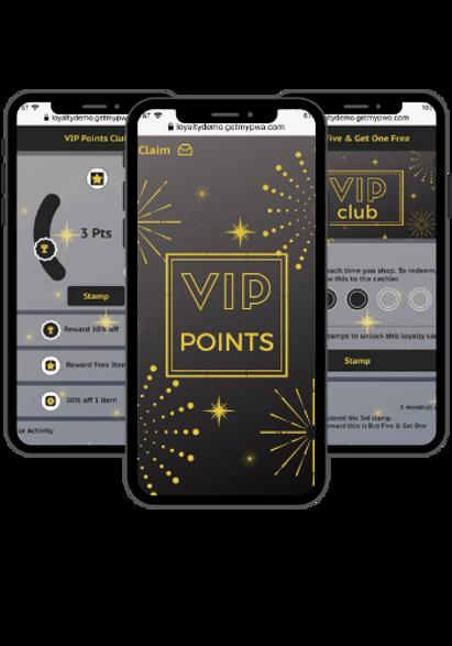 Digital Loyalty Card | Progressive Web App | Technic Apps