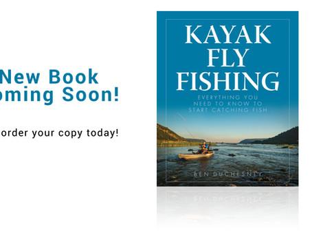 Kayak Fly Fishing: My New Book
