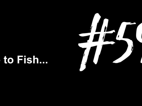 To Get a Really Good Buzz Going | Excuse to Fish #590