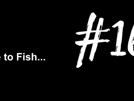 To Sweat from the Inside Out | Excuse to Fish #169