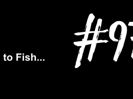 To Pull a Creature from THE DEEP | Excuse to Fish #973