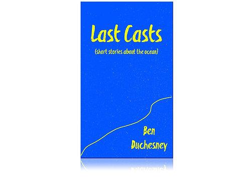 Last Casts eBook Pre-Order