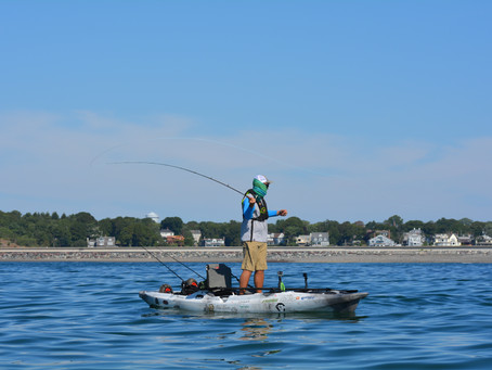 Why Kayak Fly Fishing is for Everyone