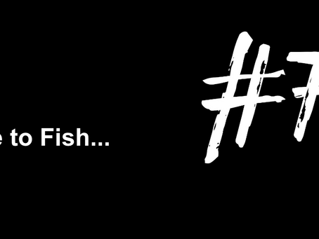 To Celebrate Like the Before Times | Excuse to Fish #73