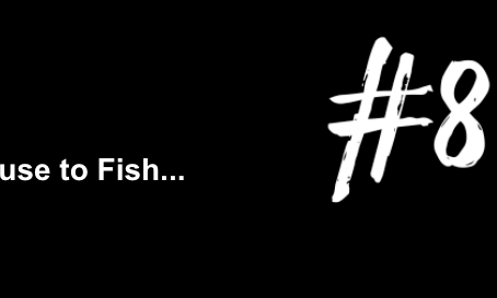 To Toil Away Under a Desk Lamp | Excuse to Fish #8