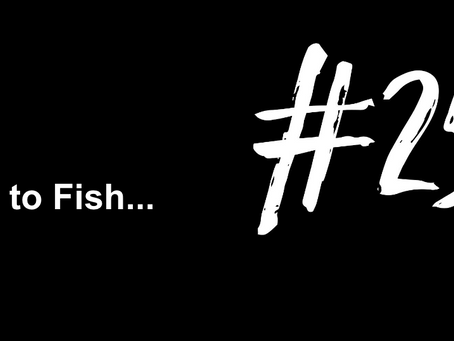 It's Friday. Have Some Fun. | Excuse to Fish #258