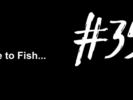 To Work On Your Balance | Excuse to Fish #353