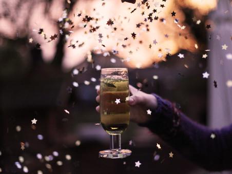 happy new year!  on aime paris