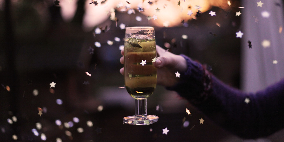 New Financial Year Drinks