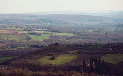 Pierre-Perthuis depuis Vézelay
