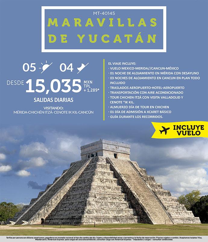 Maravilla de Yucatan