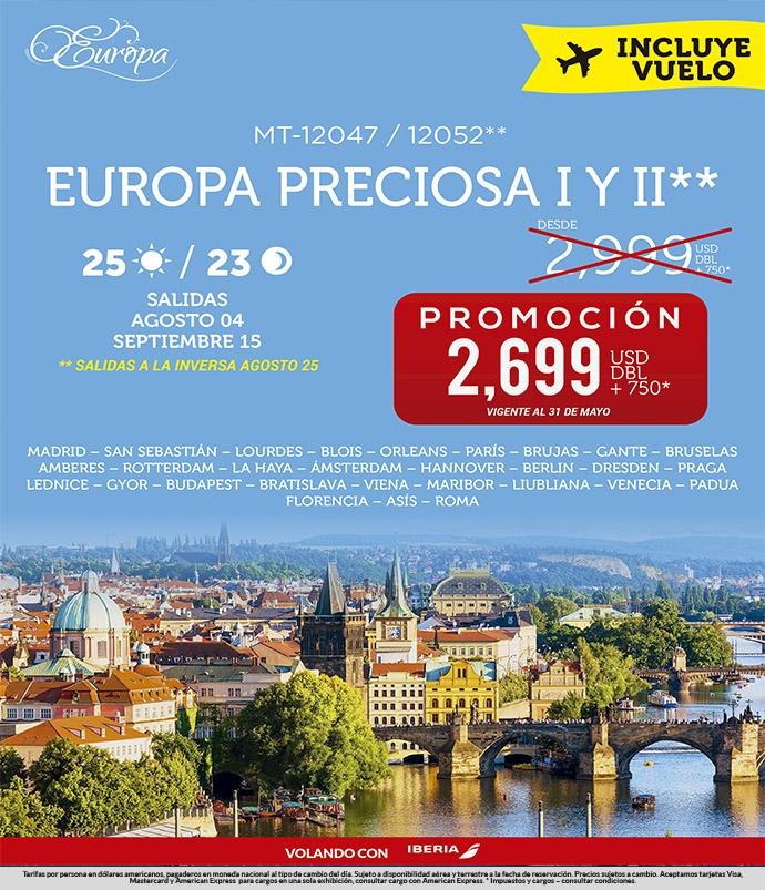 Europa Preciosa