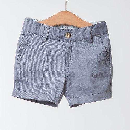 Bermuda gris azulado