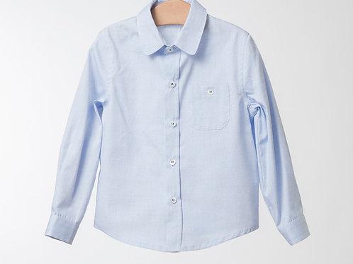 Camisa Algodón PIQUÉ