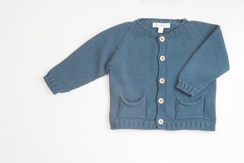 Suéter abierto