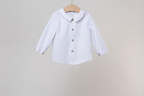 Camisa niño algodón