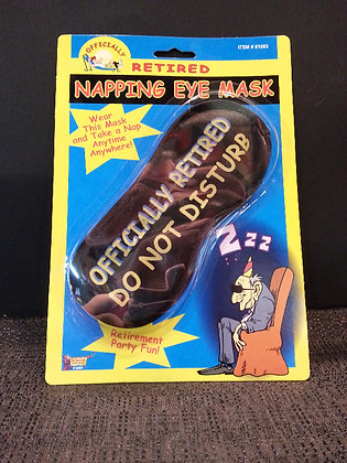 Retired Face Mask