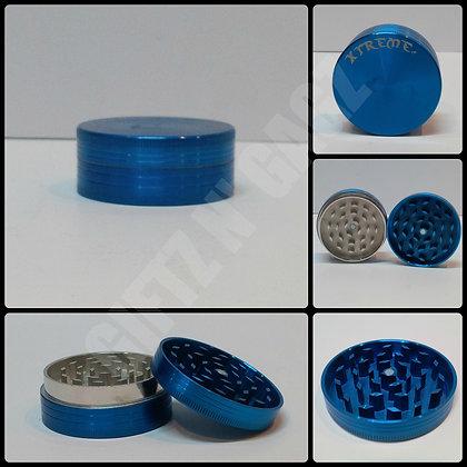 Xtreme 2 Piece Grinder - Blue