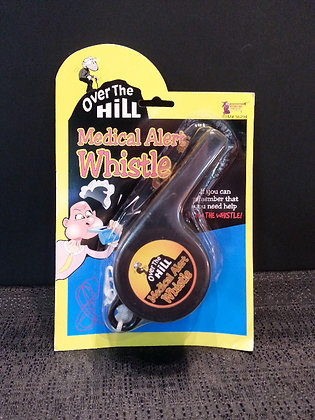 Over The Hill Medical Whistle Gag