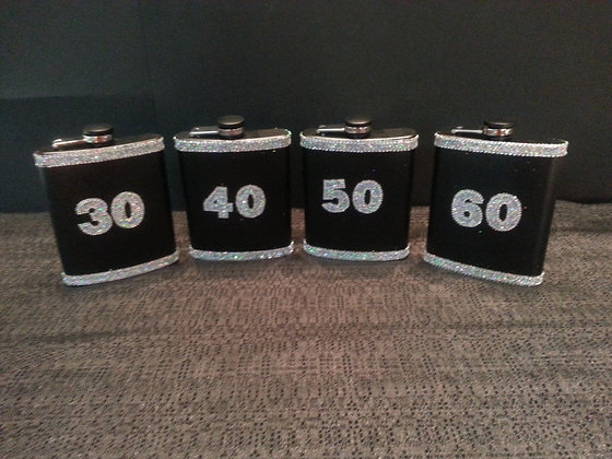 Flask - 21, 30, 40, 50, 60